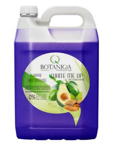 Botaniqa White Me Up Sweet Almond & Avocado Szampon - połysk i blask 5L