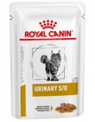 Royal Canin Veterinary Diet Feline Urinary S/O z kurczakiem w sosie saszetka 85g