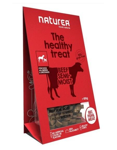 Naturea Dog Przysmaki - Wołowina 100g
