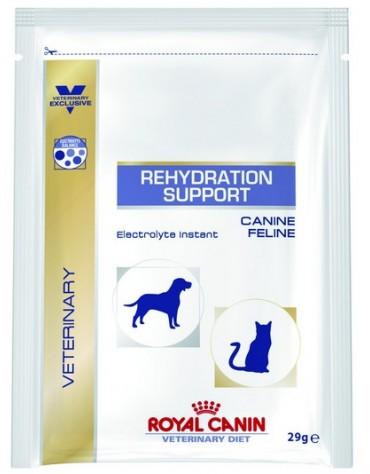 Royal Canin Veterinary Diet Rehydratation Support Electrolyte Instant saszetka 29g