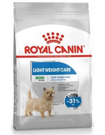 Royal Canin Mini Light Weight Care karma sucha dla psów dorosłych, ras małych z tendencją do nadwagi 3kg
