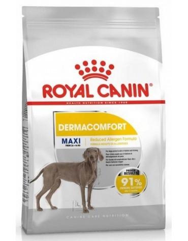 Royal Canin Maxi Dermacomfort karma sucha dla psów dorosłych, ras dużych o wrażliwej skórze 10kg