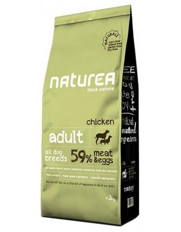 Naturea Dog Naturals Adult Kurczak 2kg