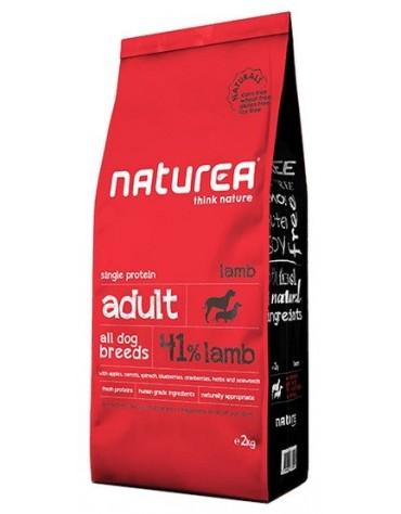 Naturea Dog Naturals Adult Jagnięcina 2kg