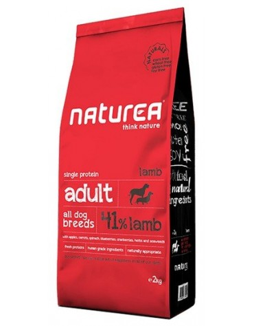 Naturea Dog Naturals Adult Jagnięcina 12kg