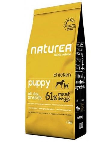 Naturea Dog Naturals Puppy Kurczak 100g