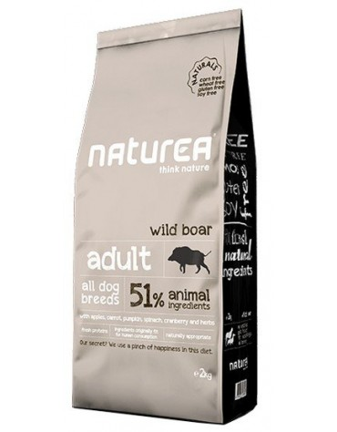 Naturea Dog Naturals Adult Dzik 100g