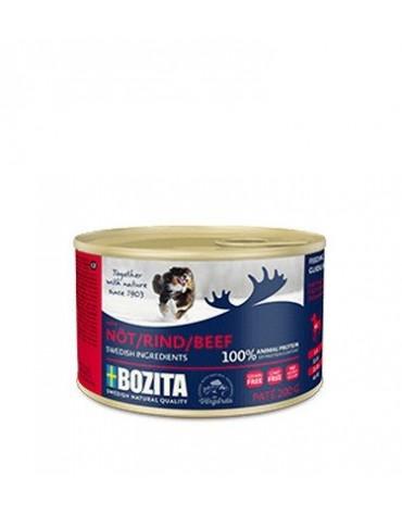 Bozita Dog Pasztet z wołowiną puszka 200g