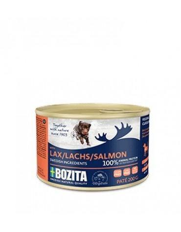 Bozita Dog Pasztet z łososiem puszka 200g
