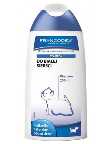 Francodex Szampon do białej sierści 250ml