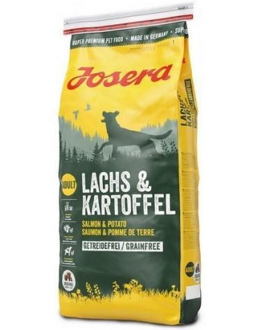 Josera Adult Lachs & Kartoffel 900g