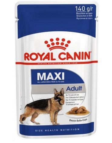 Royal Canin Maxi Adult karma mokra dla psów dorosłych, do 5 roku życia, ras dużych saszetka 140g