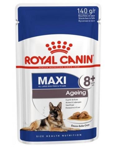 Royal Canin Maxi Ageing 8+ karma mokra dla psów dojrzałych, po 8 roku życia, ras dużych saszetka 140g
