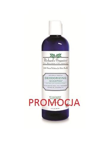 Richard's Organics Szampon Deodoryzujący 354 ml