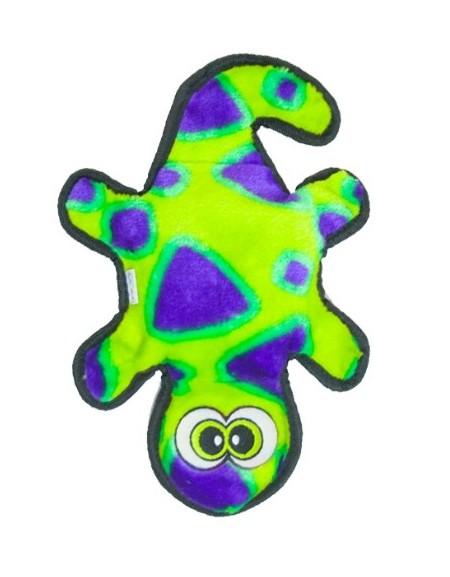 Outward Hound Invincibles Gecko green 2 piszczałki [32070]