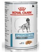 Royal Canin Veterinary Diet Canine Sensitivity Control kurczak i ryż puszka 420g