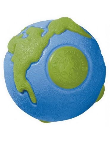 Planet Dog Orbee Ball niebiesko-zielona medium [68668]