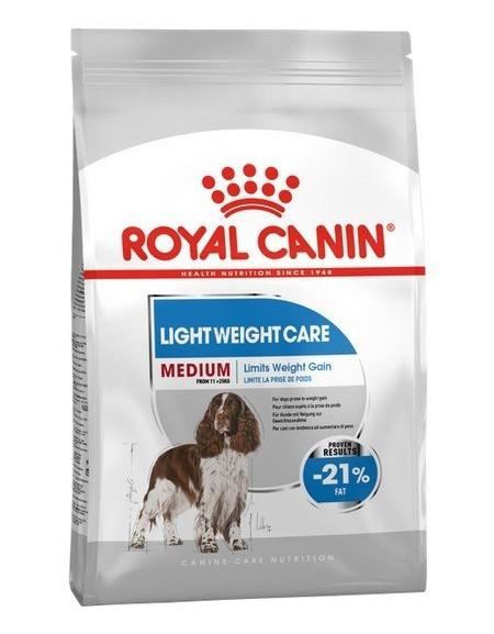 Royal Canin Medium Light Weight Care karma sucha dla psów dorosłych, ras średnich tendencją do nadwagi 9kg