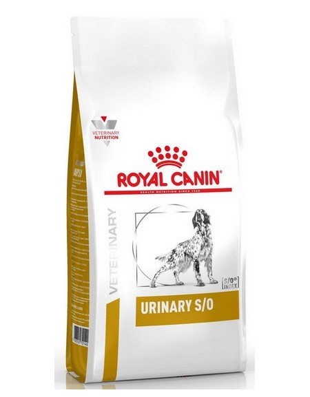 Royal Canin Veterinary Diet Canine Urinary S/O 13kg