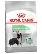 Royal Canin Medium Digestive Care karma sucha dla psów dorosłych, ras średnich o wrażliwym przewodzie pokarmowym 15kg