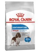 Royal Canin Medium Light Weight Care karma sucha dla psów dorosłych ras średnich 11-25kg, od 12 miesiąca z nadwagą 10kg