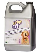 Urine Off Dog & Puppy Odor & Stain Remover - do usuwania plam moczu 3,78L