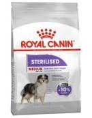 Royal Canin Medium Sterilised karma sucha dla psów dorosłych, ras średnich, sterylizowanych 3kg