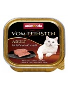 Animonda vom Feinsten Cat Adult Mix Mięsny tacka 100g