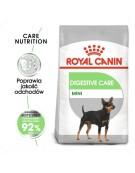 Royal Canin Mini Digestive Care karma sucha dla psów dorosłych, ras małych o wrażliwym przewodzie pokarmowym 1kg