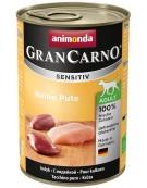 Animonda GranCarno Sensitiv Indyk puszka 400g
