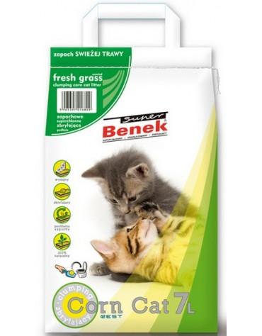 Benek Corn Cat Trawa 7L