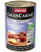 Animonda GranCarno Sensitiv Jagnięcina + ziemniaki puszka 400g