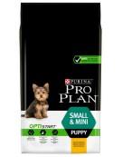 Purina Pro Plan Puppy Small & Mini OptiStart Kurczak 7kg