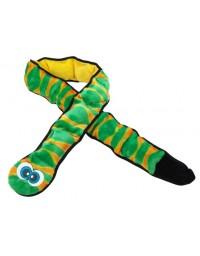 Outward Hound Invincibles Snake orange/green 12 piszczałek [32005]