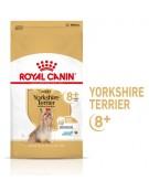 Royal Canin Yorkshire Terrier Adult 8+ karma sucha dla psów starszych rasy yorkshire terrier 1,5kg