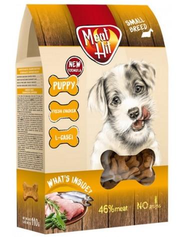 MeatHit Puppy Small - ciastka dla szczeniąt 110g