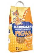 Pigwa drzewna - podściółka dla kotów i gryzoni - żwirek drewniany 7L