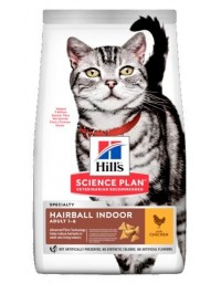 Hill's Feline Adult Hairball Indoor 3kg