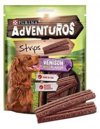 Purina Adventuros Strips 90g