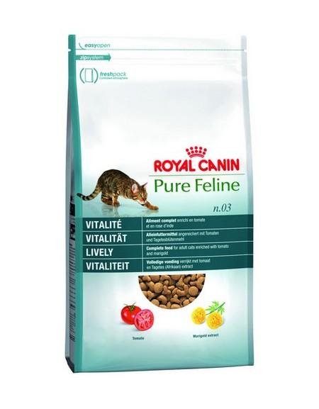 Royal Canin Pure Feline Witalność karma sucha dla kotów dorosłych, wspierająca witalność 300g