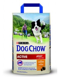Purina Dog Chow Active Kurczak 2,5kg