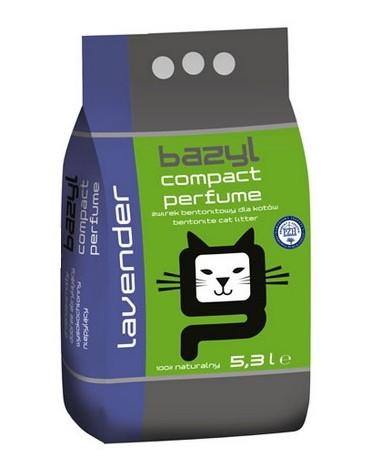 Bazyl Compact Lawenda 5,3L