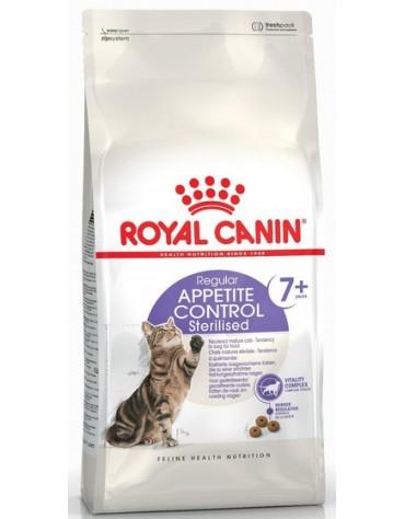 Royal Canin Sterilised Appetite Control 7+ karma sucha dla kotów starszych, sterylizowanych, z apetytem 3,5kg