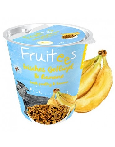 Bosch Fruitees Snack Banan 200g
