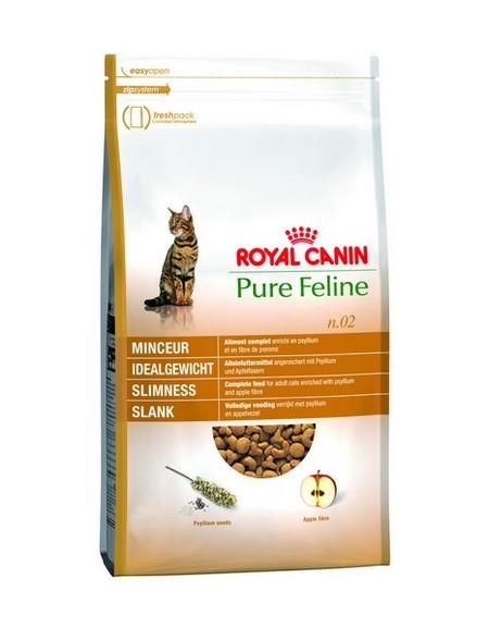Royal Canin Pure Feline Smukła Sylwetka karma sucha dla kotów dorosłych, wspomagająca smukłą sylwetkę 1,5kg