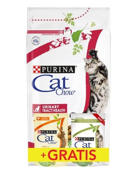 Purina Cat Chow Special Care Urinary Tract Health 1,5kg + saszetki 2x85g gratis
