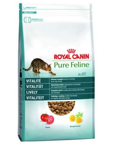 Royal Canin Pure Feline Witalność karma sucha dla kotów dorosłych, wspierająca witalność 1,5kg