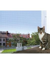 Trixie Siatka na okno transparentna 4x3m [44323]