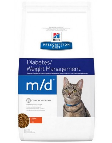 Hill's Prescription Diet m/d Feline 5kg