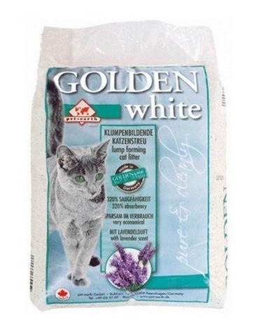 Żwirek Golden Grey White 7kg